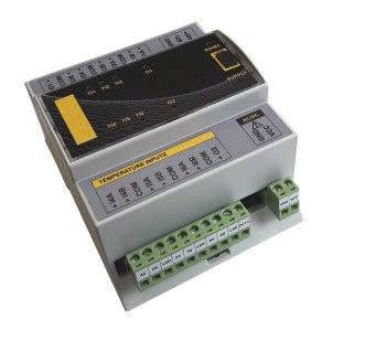 Converter 6 Relay Outputs on Modbus RTU