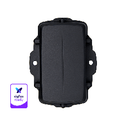 GPS tracker SIGFOX - long-life battery powered - waterproof